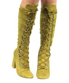 Another great find on #zulily! Olive Betisa Boot by Cape Robbin Collection #zulilyfinds