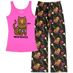 Mew-Bacca Lounge Set - Women