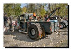 Diesel Rat Rod Dually | Via kim franklin