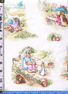 Hey, I found this really awesome Etsy listing at http://www.etsy.com/listing/123228665/fabric-quilting-treasures-garden-tales
