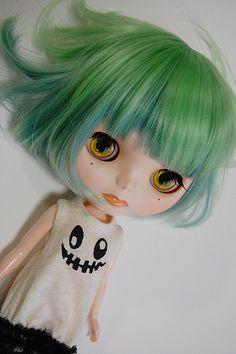 monster poupée