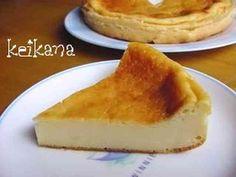 ヨーグルトとHMで超簡単濃厚チーズケーキの画像
