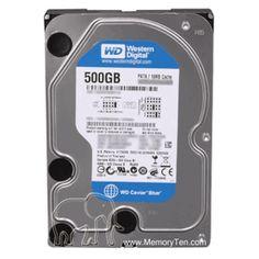 500GB Dell HDD 7200RPM IDE/ATA100 (p/n DELL-500GBATA10035)