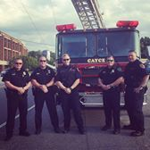 Cayce #FirstResponders #Fire #EMS #Police #PublicSafety on 9/11