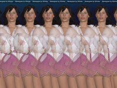 Stereogram by 3Dimka: Soccer Girl. Tags: soccer, football, girl, woman, sport, hidden 3D picture (SIRDS)