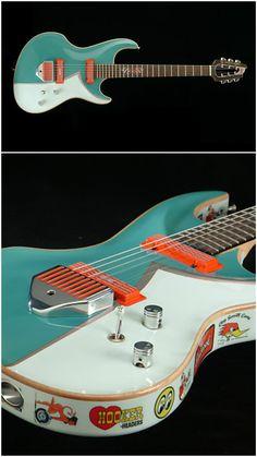 MJ Guitars