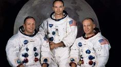 The Moon landing saw Armstrong, Collins and Aldrin feted all over the world.