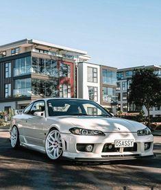 Nissan Silvia, Rs5 Coupe, Silvia S15, Slammed Cars, Classic Japanese Cars, Street Racing Cars, Drifting Cars, Weird Cars, Import Cars