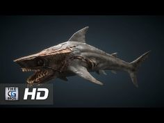 "(5CGI & VFX Showreels: & Creature 2F;Character Modeling Reel"" - by Romain Thirion - YouTube"