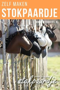 Not in English but the pictures will make the directions fairly simple! DIY stokpaard maken in 15 minuten - Indianenfeestje - Moodkids Cowboy Party, Horse Party, Hobbies For Couples, Hobbies For Women, New Hobbies, Chateau Fort Moyen Age, Unicorn Diy, Diy For Kids, Crafts For Kids
