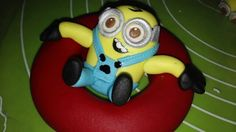 Minion in tube - too cute - my creation