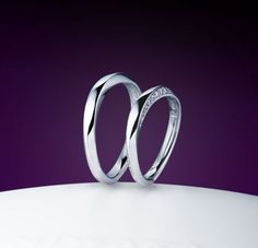 """Marriage Ring """"凛"""" made by 俄"""
