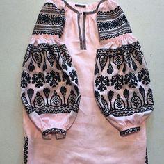 Light pink Vyshyvanka vita kin style Embroidered Bohemian Linen Folk Embroidery TUNIC Dress Boho Vita Kin Style. Sizes - XS-XXL 023