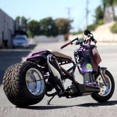 Honda ruckus | will buy that Fatty Kit!