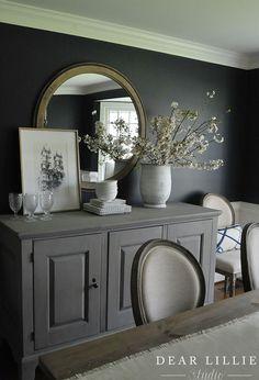 Jenni's Home - Dining Room - Dear Lillie Studio