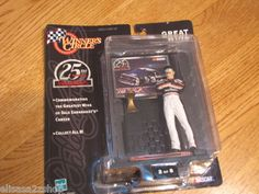 Winners Circle #3 Dale Earnhardt 2 of 8 great wins figure RARE 1993 Charlotte