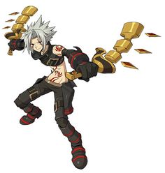 Haseo from .hack//roots