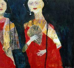 Hall Spassov Gallery | Artists | Mel McCuddin
