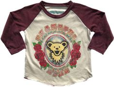 Grateful dead t shirt – Two Kids and A Dog
