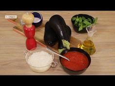 EL COMIDISTA | Cómo cocinar berenjenas con poco aceite - YouTube