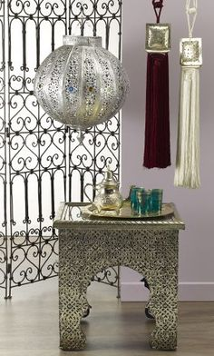 Moroccan inspiration from Metroscope