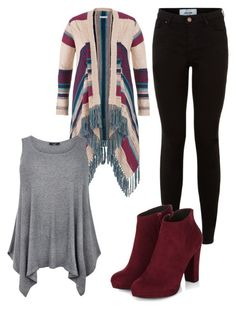 """""""simple"""" by lilyrose-fowler ❤ liked on Polyvore featuring maurices"""