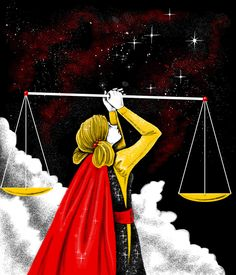 Libra, the great cosmic equalizer