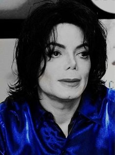 <3 Michael Jackson <3 - love the photo shop effect - very cool