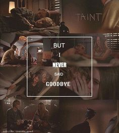 Tate & Violet- But i never said goodbye
