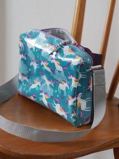 #hüfttasche #farbenmix #abgewandelt #umhängetasche #tasche #kindertasche #einhorn #einhorntasche #nähen #kinder