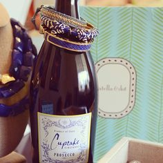 Cupcake Vineyards Wine and Stella & Dot are a perfect pair :)