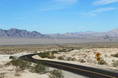 California State Route  at the intersection with State Route  One of the most desolate stretches of highway in California  #infrastructure #california #route #intersection #desolate #stretches #highway #photography