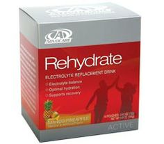 Mango Pineapple Rehydrate-Helps the body stay hydrated during physical activity