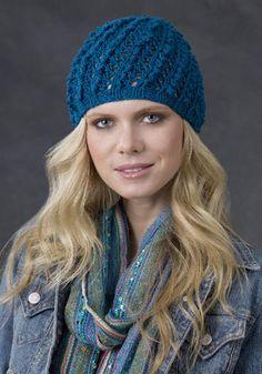 Astana One Skein Hat