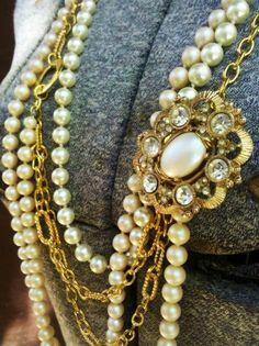 Pearls....