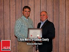 Discussion Meet Finalist Kyle Morris of Cullman County Young Farmers, Create Awareness, Alabama, Leadership, Meet