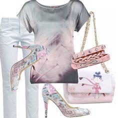 Outfit Colori pastello