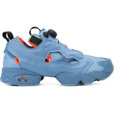 fe3ed6d4a9f Reebok Insta Pump Fury Sneakers ( 120) ❤ liked on Polyvore featuring shoes