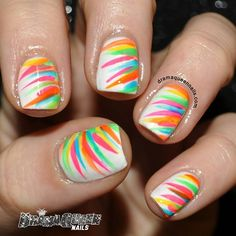 Instagram media dramaqueennails #nail #nails #nailart