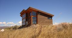 FabCab - prefab timber frame sustainable universal design. What I want down the road.