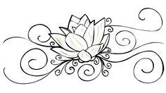 lotus tattoos for women   Tattoo Lotus Flower Designs for Women