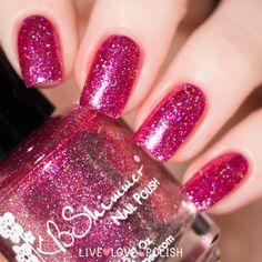 KBShimmer Pink Tourmaline