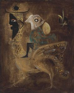 Mama Aos by Leonora Carrington