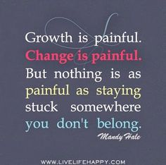 Change can be difficult but it is worth the difficulties. Want change in your relationships or within yourself? Contact Move Toward Change, LLC #change