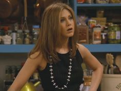I want to get my hair cut like this.  Rachael, season three