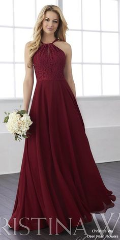 Christina Wu Bridesmaid Dresses 2018 [tps_header][/tps_header] Christina Wu is the label by House of Wu, an international leader in the bridal and formal wear industry for over 20 years, and Casual Bridesmaid Dresses, Fall Wedding Dresses, Wedding Attire, Homecoming Dresses, Banquet Dresses, Formal Dresses, Formal Wear, Pretty Dresses, Beautiful Dresses
