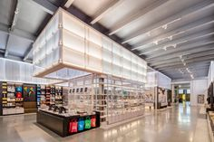 V&A Museum shop by Friend and Company, London – UK » Retail Design Blog