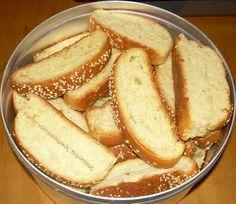 Greek Sweets, Greek Desserts, Greek Recipes, Fun Desserts, Dessert Recipes, Greek Bread, Cyprus Food, Greek Cookies, Vegan Biscuits