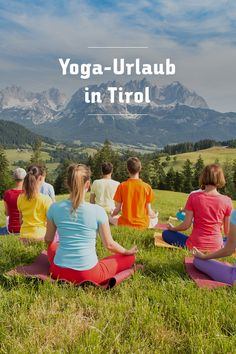 Yoga-Retreat in Tirol. Das sind die besten Hotels für einen Yoga-Urlaub in Tirol » Design Hotel, Yoga Hotel, Beste Hotels, Wellness, Yoga Retreat, Movies, Movie Posters, Viajes, Films
