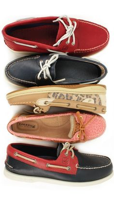 <3 Boat Shoes